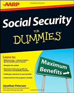 Social Security For Dummies by For Dummies