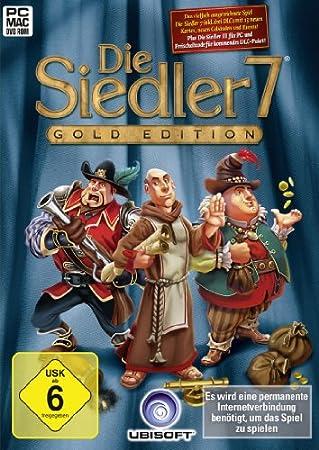 Die Siedler 7 - Gold Edition
