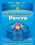 Ponyo (version fran�aise) [Blu-ray +...
