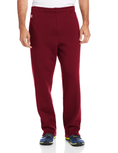russell-athletic-mens-dr-power-fleece-open-bottom-pocket-pant-maroon-xx-large