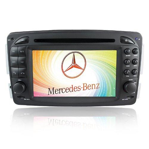 Rupse Mercedes-Benz 6.3'' Zoll Navigation Marktneuheit 2013für Mercedes-Benz Viano/CLK--C209 E-W210 C-W203 A-W168 SLK-W170 CLK-C209 CLK-C209 Mercedes-Benz W209 CLK-C208 Mercedes-Benz W208 M/ML-W163 G-W463 Autoradio Car DVD Player Navi GPS Navigation Navigationssystem mit Canbus, Lenkradsteuer, Bluetooth,kostenloser Kartenmaterial Europa 2012,Autoradio,Navi, GPS,RDS,PIP mit 2 Jahren Garantien! Jetzt bestellen bekommen Sie noch einen Rückfahrkamera im Wert von 29 EUR! Nur 100 Stücke verfügbar!