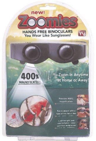 As Seen On Tv: Zoomies Binoculars [3 Pieces] *** Product Description: Zoomies...