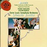 Barber: Violin Concerto, Op. 14; Capricorn Concerto, Op. 21; Cello Concerto, Op. 22