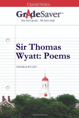 poetry analysis whoso list to Sir thomas wyatt's 'whoso list to hunt' is one of the earliest sonnets in all of  english literature what follows is the poem, followed by a brief.