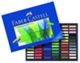 Faber-Castell Soft Pastels, Box of 72 128272