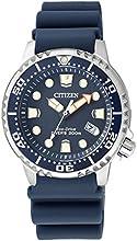 Comprar Citizen de mujer reloj de pulsera XS Promaster Marine analógico de cuarzo plástico ep6051-14L