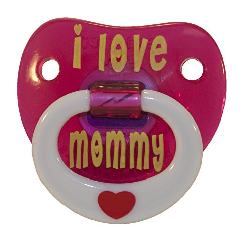 Billy Bob Pacifier - I love my Mommy