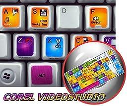 NEW COREL VIDEOSTUDIO KEYBOARD STICKER