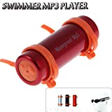 Deluxe Swimmer Waterproof Digital Player