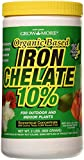 Grow More 7451 Organic Iron Chelate, 2-Pound