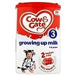 Cow & Gate Growing Up Milk Powder 900g