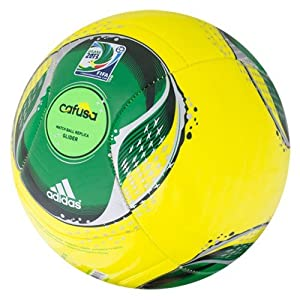 adidas Confederations Cup 2013 Glider Soccer Ball - Size
