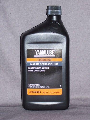 OEM Yamaha Marine Lower Unit Gearcase Lube Quart ACC-GEARL-UB-QT