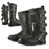 Icon Womens 1000 Collection Elsinore Leather Boots 2013