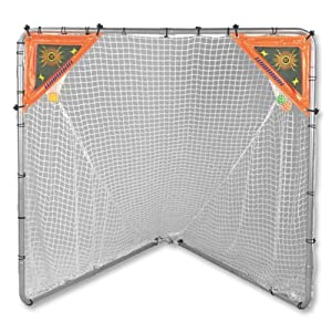 Corner Target Lacrosse Goals and Nets by Warrior