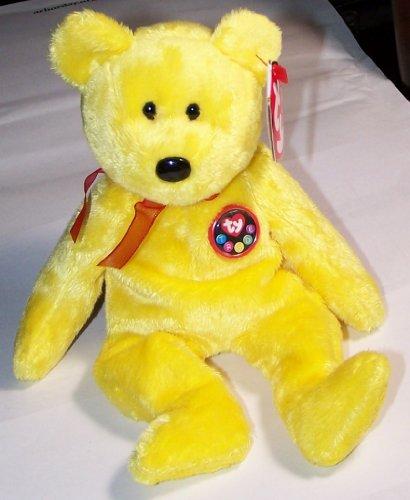 Ty Beanie Babies - Tradee the e-Beanie Teddy Bear