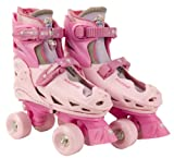 Disney Princess Quad Skate, Size J10-J13