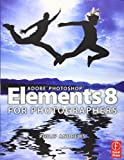 Adobe Photoshop Elements 8 for Photographers (0240521897) by Andrews, Philip