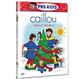 Caillou: Caillou's Holidays [DVD] [Region 1] [US Import] [NTSC]