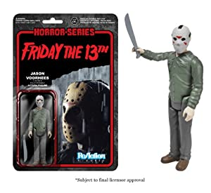 Funko Horror Classics Jason Voorhees ReAction Figure