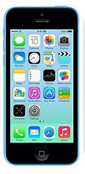 Smartphone APPLE IPHONE 5C BLEU 16GO