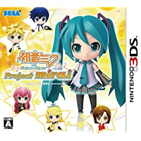 �����~�N and Future Stars Project mirai (�ʏ��)