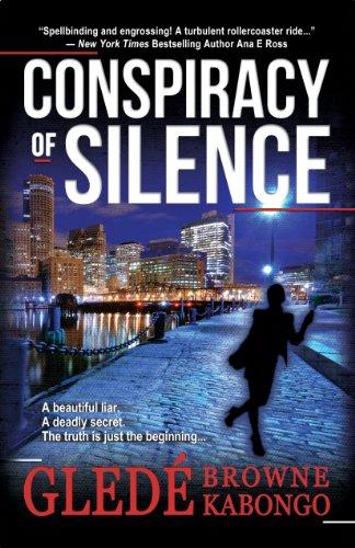 Book: Conspiracy of Silence by Gledé Browne Kabongo