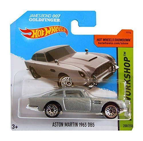 Aston Martin Db5 Hot Wheels