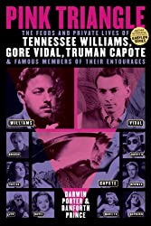 Pink Triangle: The Feuds and Private Lives of Tennessee Williams, Gore Vidal, Truman Capote, and Famous Members of Their Entourages (Blood Moon's Babylon Series)