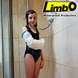 Limbo Waterproof Cast Protectors - For Showers AND Baths! (Child Full Arm)