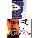 Lian Hearn Lian Hearn Tales of the Otori Series Collection 3 Books Set, (Across the Nightingale Floor, Grass for his Pillow and Brilliance of the Moon)