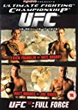 echange, troc Ultimate Fighting Championship - 56: Full Force [Import anglais]