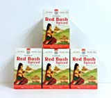 Palanquin Red Bush Spiced Tea (4 boxes)