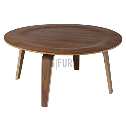 Reproduction of Charles and Ray Eames Coffee Table Wood (CTW)