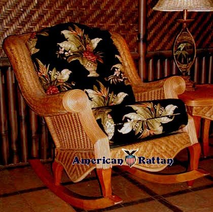 Indoor Rocking Chair Cushions 5362