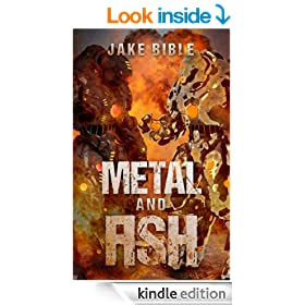 Metal and Ash (The Apex Trilogy Book 3)