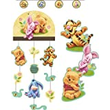 Baby Pooh Baby Shower Decorations - Decorating Kit