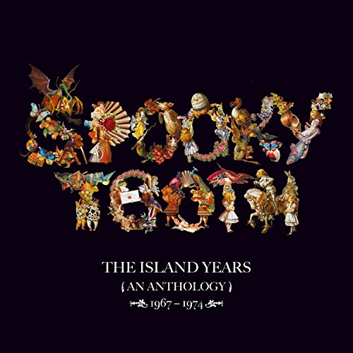Spooky Tooth – The Island Years (An Antology) 1967-1974 (2015) [9CD Box Set] FLAC