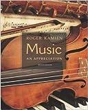 Music:  An Appreciation w/ Multimedia Companion 4.5 CD-ROM (007288505X) by Kamien, Roger
