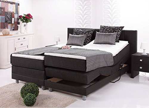 boxspringbett 180 x 200 elektrisch storeamore. Black Bedroom Furniture Sets. Home Design Ideas