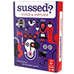 Sussed Pocket Card Game - Vices and V...