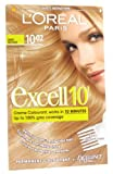 L'Oreal Excell 10' Parmanent Hair Colour 10.02 Baby Blonde