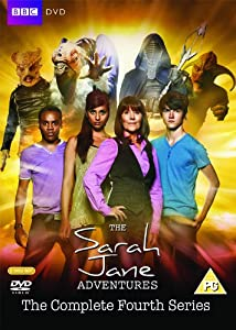 The Sarah Jane Adventures - Series 4 [DVD]