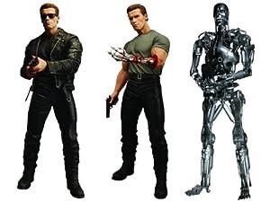 NECA Cult Classics/Terminator 2 - Action Figures Series 1: Set Of 3
