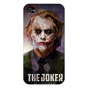 EYP Villain Joker Back Cover Case for Apple iPhone 4S
