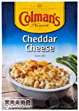 Colmans Cheddar Cheese Sauce Mix 40 g (Pack of 12)