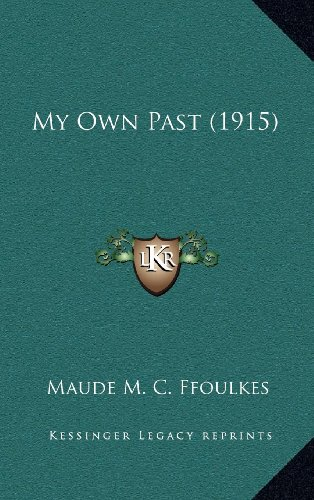 My Own Past (1915)