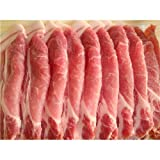 【送料無料】宮城野豚みのりカタロース生姜焼用400g