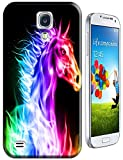 Beautiful Fire Flower Horse Dragon Phone Case