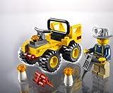 Lego, City, Mining Quad (30152)